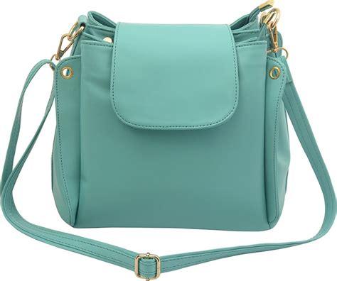 Sling Bag 27 deniza green pu sling bag green price in india flipkart
