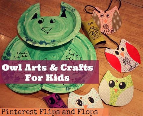 fast and easy crafts fast and easy owl projects for crafts