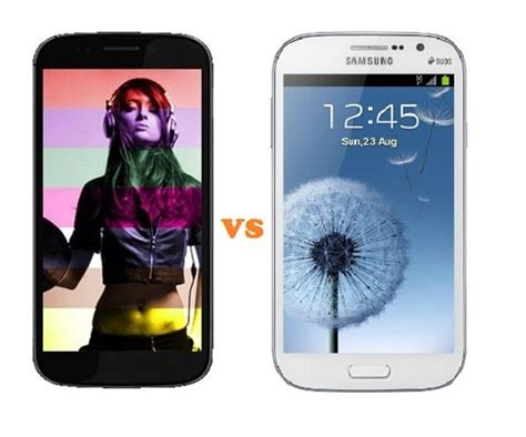 micromax canvas doodle vs galaxy grand micromax canvas doodle vs samsung galaxy grand www