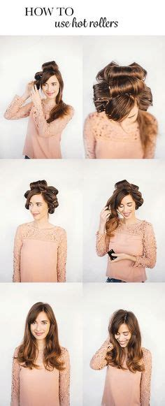 how to use hot rollers for bobbed hair 1000 images about fine thin hair on pinterest fine