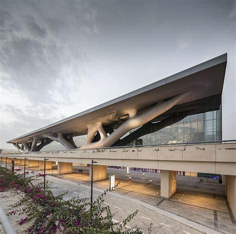 ultra design center qatar spotlight arata isozaki archdaily