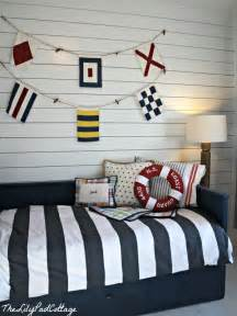 nautical big boy room reveal the lilypad cottage