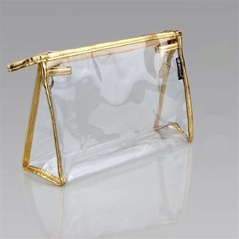 Cosmetic Pouch Rounded Tempas Kosmetik 17 best images about clear bag on vinyls bags and bags