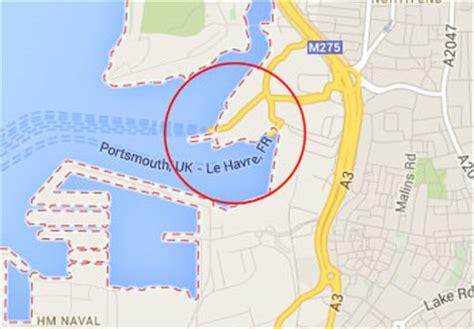 portsmouth port driving in europe eurobreakdown