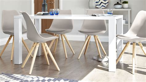 white dining tables uk modern white gloss dining table 6 seater table uk