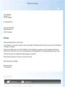 Reklamation Urlaub Brief Vorlagen F 252 R Pages Im App Store