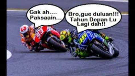 Editan Motor by Kumpulan Meme Lucu Bahasa Jawa Vs Marquez Kumpulan