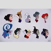 Childhood Animated Movie Villains images Disney Villainesses HD ...