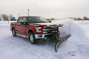 Ford F 150 Snow Plow 2015 Ford F 150 Snow Plow Prep Kit Costs Just 50