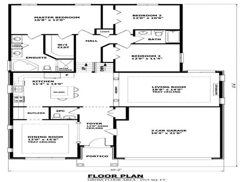 Back Split House Plans by Split Level Homes Before And After Front Back Split House
