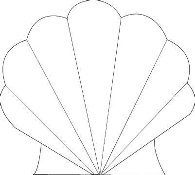 set of sea shell seamless ornaments printable patterns pinterest