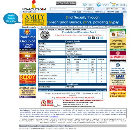 india results india results advertise with us