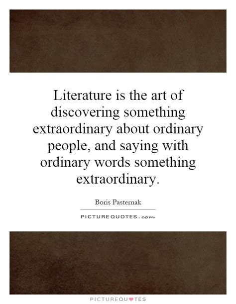 this i live one s extraordinary ordinary and the who changed it forever books literature is the of discovering something
