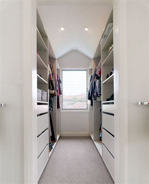 Narrow Wardrobe Closet by 17 Best Images About Farmhouse Walk In Robe Ideas On