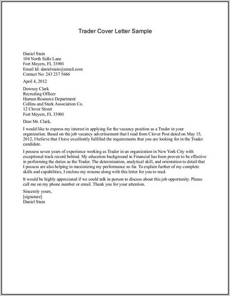 free cover letters to print printable sles of cover letters cover letter resume