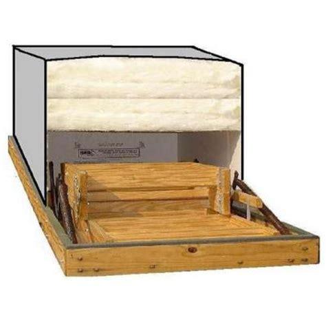 battic door energy conservation products 25 in x 54 in