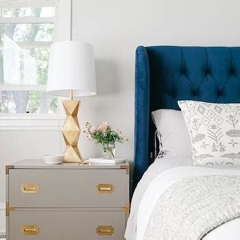 white tufted headboard with nailhead trim transitional white tufted headboard with nailhead trim transitional