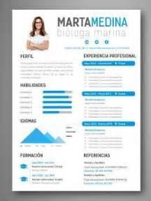 Plantilla De Curriculum Infografico Plantilla Cv Infografia Vigo