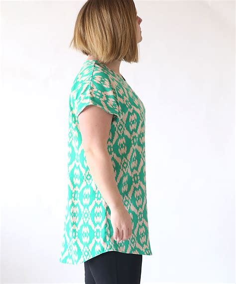 Tunic Asy easy tunic sewing pattern labzada blouse