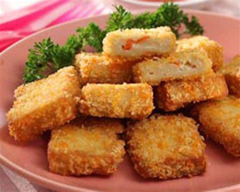 membuat nugget ayam sayuran resep cara membuat nugget sayuran resepumi com
