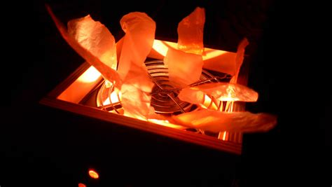 Schwarzlicht Selber Bauen Feuereffekt Mit Farbwechsel Selbst Bauen Lichteffekt
