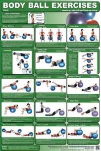 Body Ball Exercises