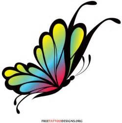 butterfly tattoos designs clipart best