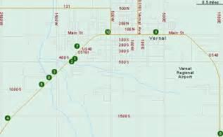 Vernal Utah Map by Hotels In Vernal Ut Northeast Utah Hotels Near