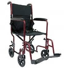 karman 19 inch aluminum lightweight transport chair 19