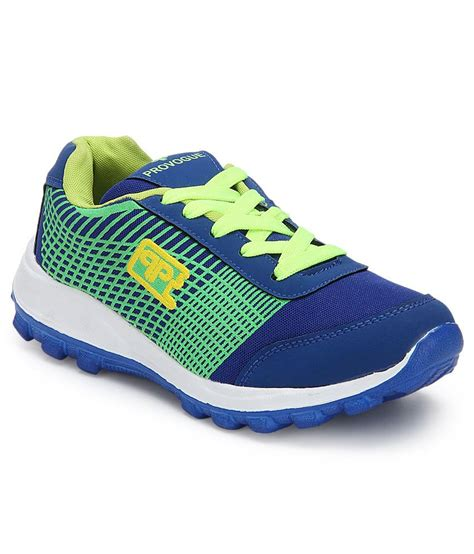 provogue blue sport shoes price in india buy provogue