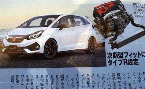 Next Generation Honda Jazz 2020 by Next Generation Honda Jazz Image Leaked Ndtv Carandbike