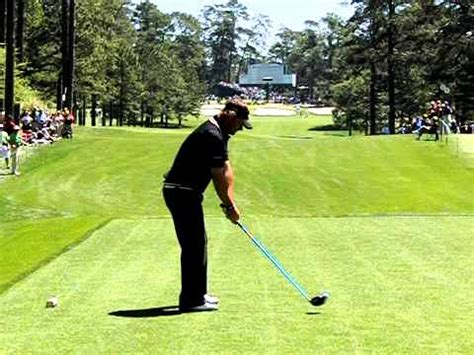 youtube stack and tilt golf swing alex cejka stack tilt golf swing slow motion youtube