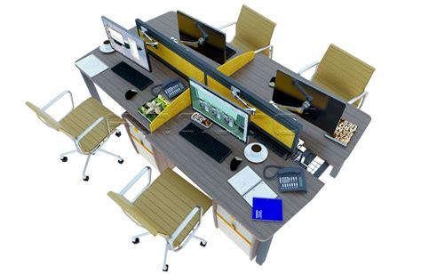 Enduro Modern Executive Desk by Elasto Sliding Desk Jual System Office Furniture