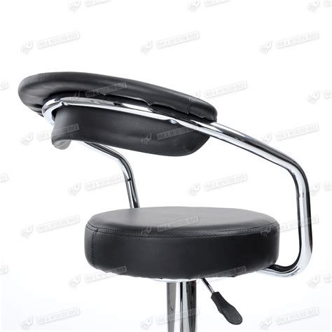 black and chrome kitchen bar stools black low back barstool chrome swivel breakfast kitchen