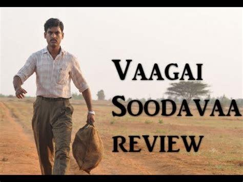 vaagai sooda vaa tamil review tamil movies genl vaagai sooda vaa tamil movie review by prashanth youtube