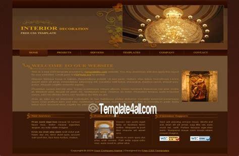 biography css templates free website themes templates gt print gt interior design