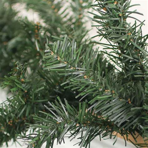 artificial canadian pine garland artificial greenery