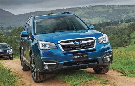 2019 Subaru Forester Debut by 2019 Subaru Forester Teased Debut Scheduled For March 28