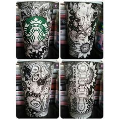 doodle budz ideas reesor on discover more ideas about starbucks cup