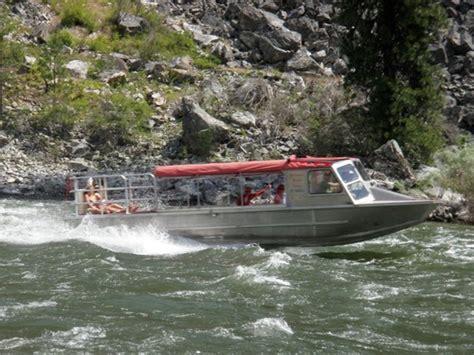 jet boat service jet back jet boat shuttle service main salmon river