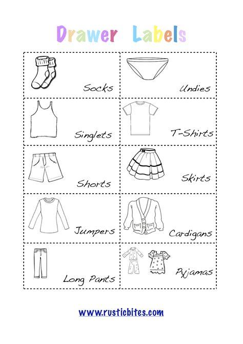 printable drawer labels 7 best images of printable drawer labels kids printable