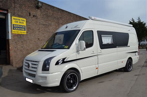 Buy Awning 2010 Vw Crafter Race Van Camper Welsh Coast Campers