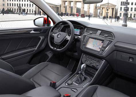 volkswagen tiguan 2018 interior volkswagen tiguan 2018 an 225 lise lan 231 amento motoriza 231 227 o e