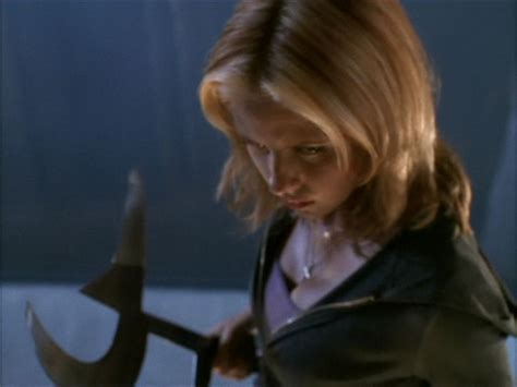 Buffy The Vire Slayer 5 buffy hairstyles season 3 medium