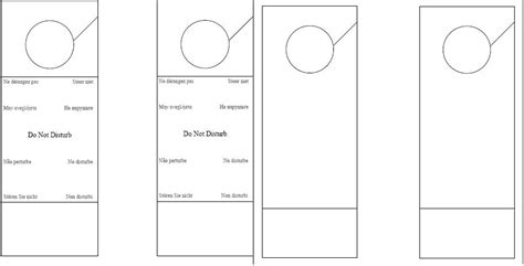 door sign template door sign template 28 images do not disturb sign