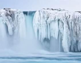Frozen Waterfalls by Magnificent Frozen Waterfalls Around The World My Modern Met