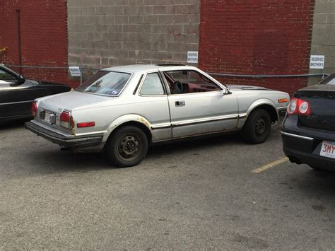 1982 Honda Prelude by Cc Outtake 1982 Honda Prelude A Stereotypical Pizza