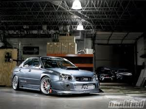 Subaru Impreza 2 0 Wrx Sti Top 10 Subaru Wrx Sti Features Modified
