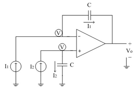 integrator circuit differential equation difference integral electronics tutorial