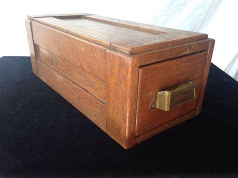 lade deco deco archiefkastje met enkele lade